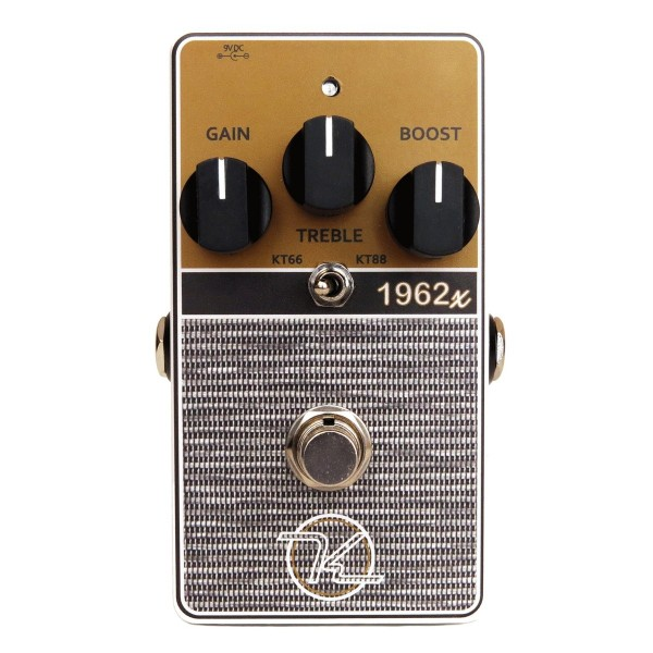 Keeley 1962X Overdrive Pedal
