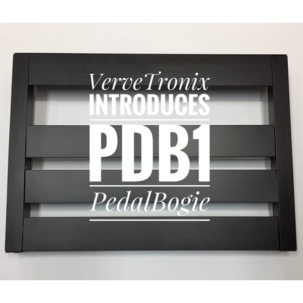 VerveTronix Pedalboogie For Pedal Setup With Gigbag