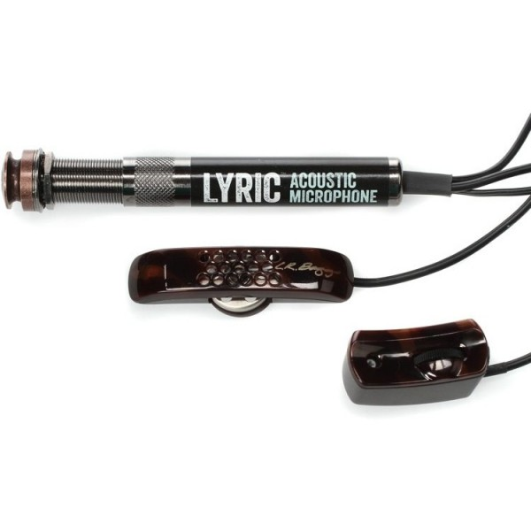 LR Baggs Lyric Classical Guitar Microphone with Preamp