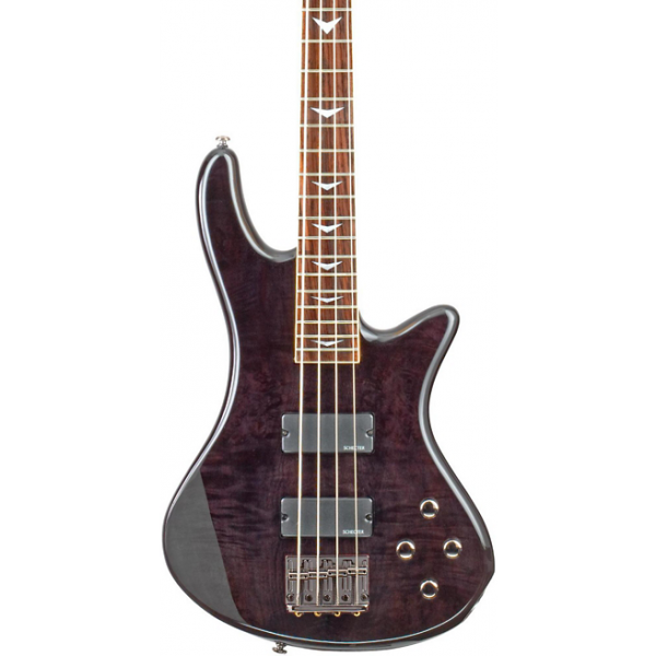 Schecter Stiletto Extreme 4 Electric Bass Guitar