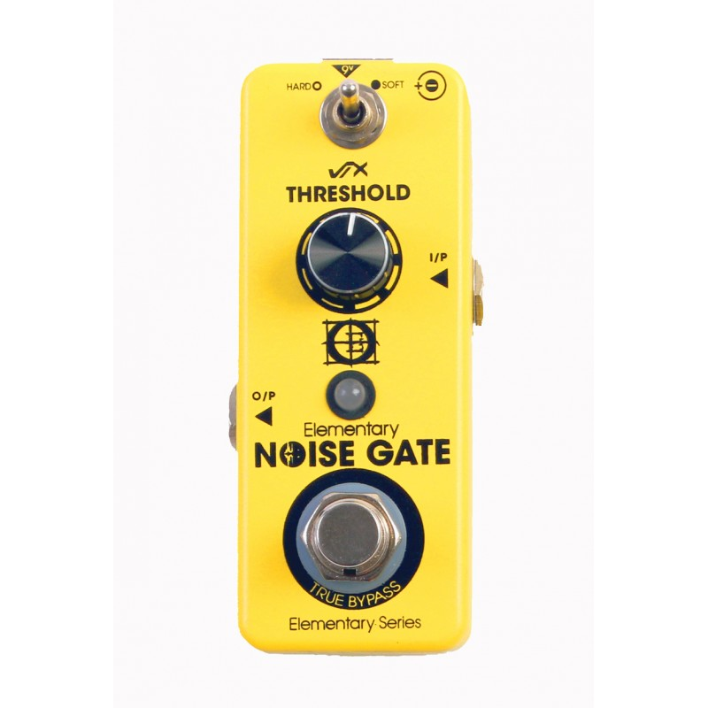 vervetronix elementary series noise gate pedal. Black Bedroom Furniture Sets. Home Design Ideas
