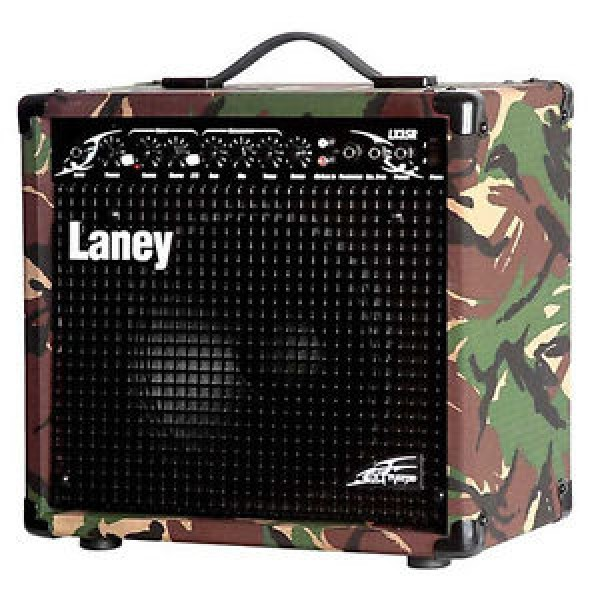 Laney LX35RCAMO Guitar Amplifier, 35 W, Camoflage Finish