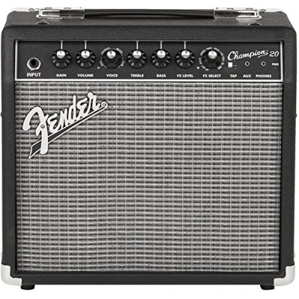 Fender Champion 20W Combo Guitar Amplifier