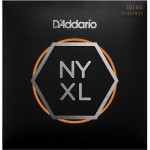 D'Addario NYXL1046 Nickel Plated Electric Guitar Strings, Light