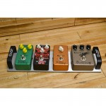 Joyo Mini Pedalboard With Gigbag
