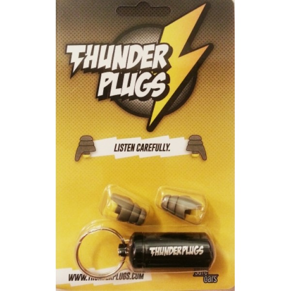 Thunder Plugs- earplugs