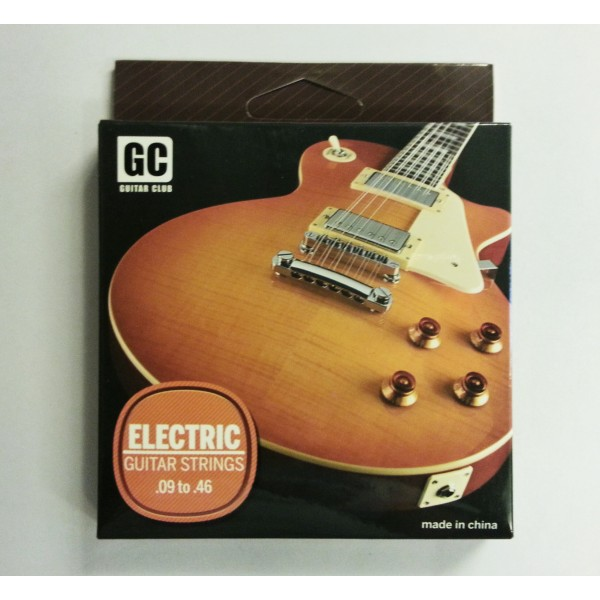 G.C Electric Guitar String 0.9