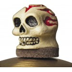 Vater Skull Slick Cymbal Stand Nut (Glows in the Dark)