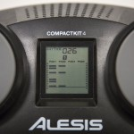 Alesis CompactKit 4 4-Pad Portable Tabletop Drum Kit