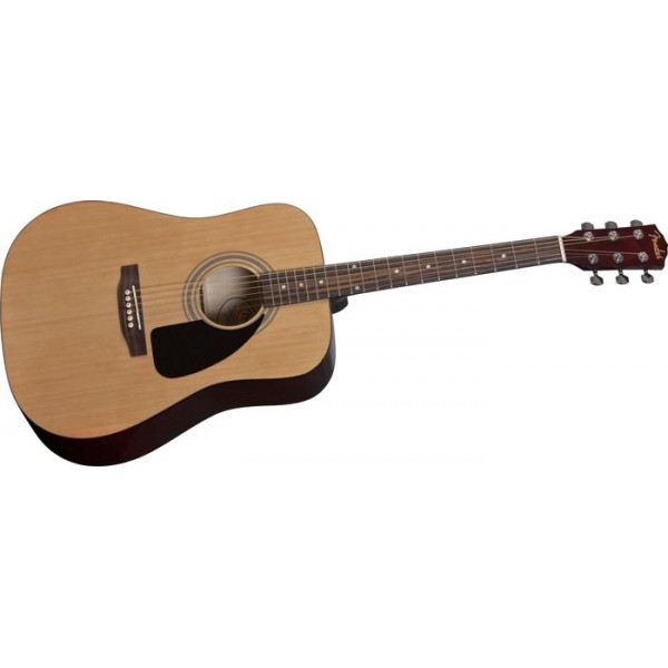 Fender FA-100 Acoustic Guitar-Natural
